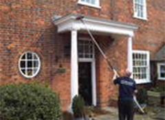 Gutter Pipe Cleaning